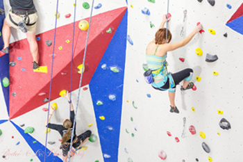 Roped Climbing Basics at North Country Climbing Center