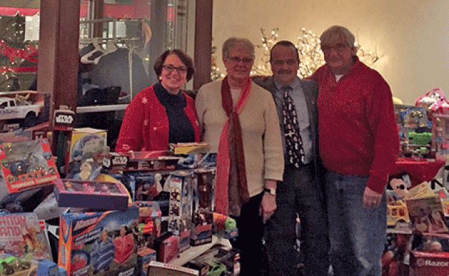People And Groups From Around St Lawrence County Give To