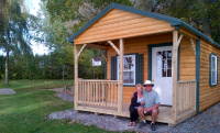 Prefab Cabins - North Country Sheds