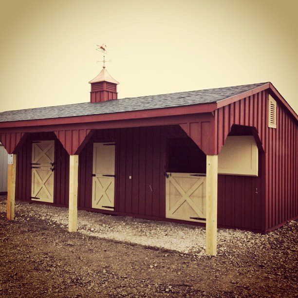 Shed Row Horse Barns North Country Shedsnorth Country Sheds