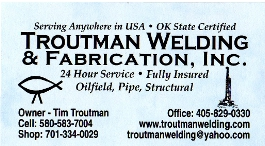 Troutman Welding & Fabrication