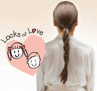 Can i donate my dyed hair to locks of love the best hair 2017 how to donate locks of love 4 s with pictures wikihow pmusecretfo Images