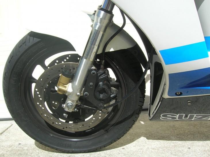 1986 Suzuki RG500 Gamma Front Brake