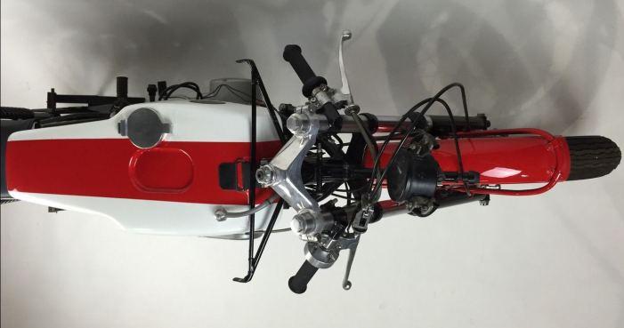 Yamaha TR2 - Top Down