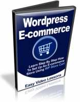 Wordpress E-commerce Store - Video Workshop