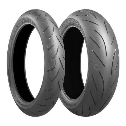 Bridgestone Battlax Hypersport S21 Tires