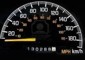 Engine gauge