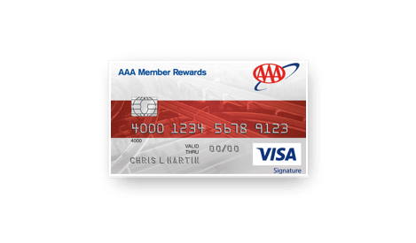 Aaa Chip Visa Travel Money Card