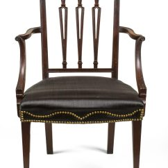 Federal Dining Chairs Childrens Table And Kijiji Set Of Twelve New York Carved Mahogany