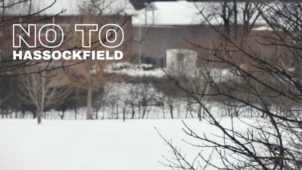 No to Hassockfield