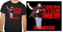 NEW Lumberjake T-Shirt!