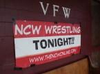 NCW's 15 year REUNION at the Jacob Jones VFW Post.
