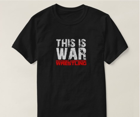 THIS IS WAR TEE