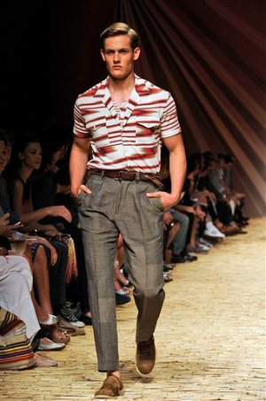 Italy Fashion Missoni