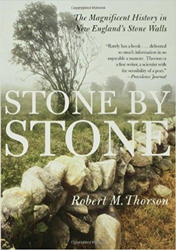 Stone by Stone: The Magnificent History in New England's Stone Walls by Robert Thorson