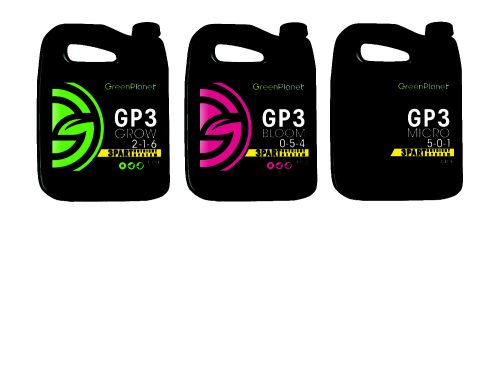 Green Planet – GP3 (1 part)