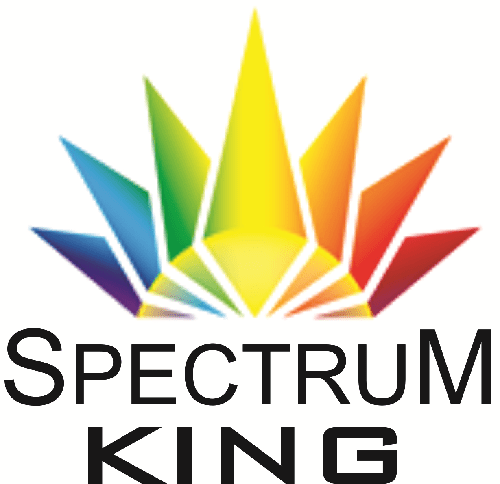 Spectrum King Logo logo