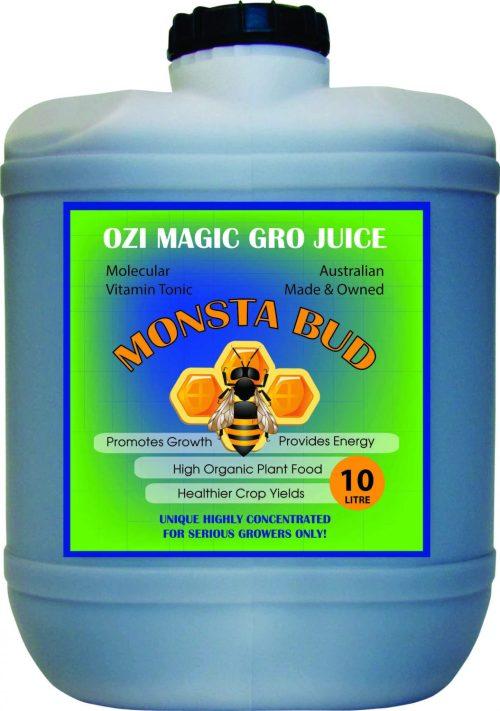 Monsta Bud Vitamin Tonic North East Hydroponics