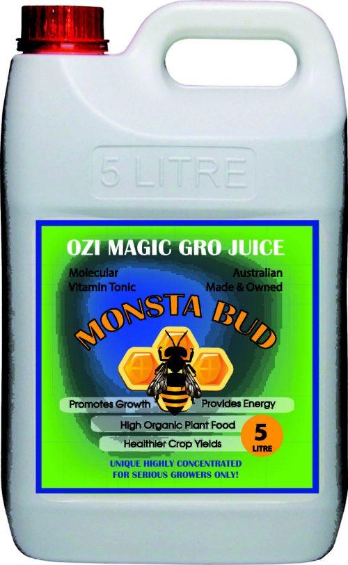 Ozi Magic – Monsta Bud