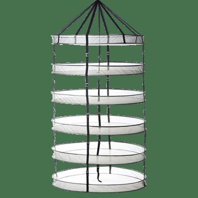 Left Coast – Flower Tower Open Dry Racks