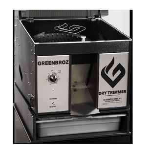 GreenBroz – 215 Dry Trimmer