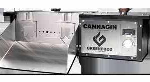 GreenBroz – CannaGin De-Stemmer