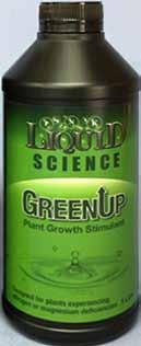 Liquid Science – GREEN-UP Vegetative Foliar/Additive