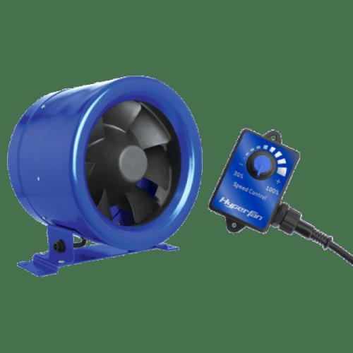 Hydro fans
