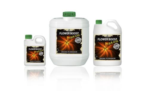 Flower Boost Organic