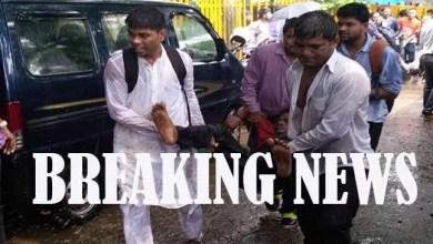 Elphinstone Road railway station stamped,15 killed, 30 injured