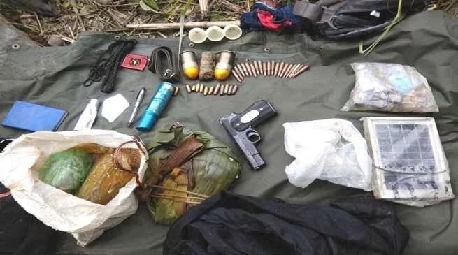 Arunachal: Assam Rifle Eliminate a hardcore NSCN(K) Cadre in Longding