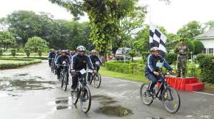Army Leg of TRI Services Adventure Expedition: Flagged in at Tezpur