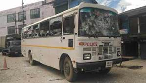 Violence mars Arunachal bandh called by AAPSU