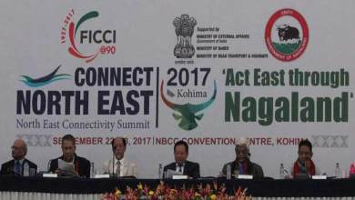 Connect Northeast Summit on 'Act East Through Nagaland'