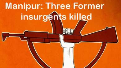 Manipur: Three Former insurgents including a women killed
