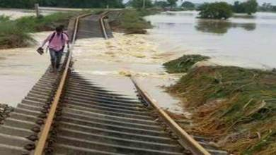 Photo of NF Railway incurs Substantial Loss due to Flood