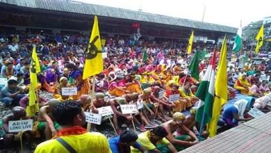 ABSU rail roko andolan for Bodoland disrupted train services