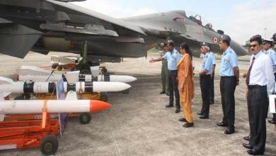 Nirmala Sitharaman visits Eastern airbase, reviews operational readiness