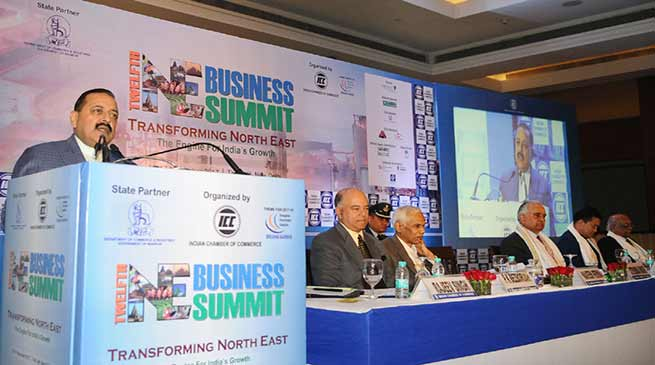 Two-day 12th North East Business Summit begins in New Delhi