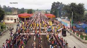 Bandh, Rail Roko and Dharna effecting train services- NFR
