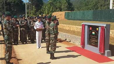 Photo of  Exercise Sampriti 2017 begins at Joint Training Node at Umroi