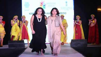 Anshu Jamsenpa invites tourists to visit India's North-East