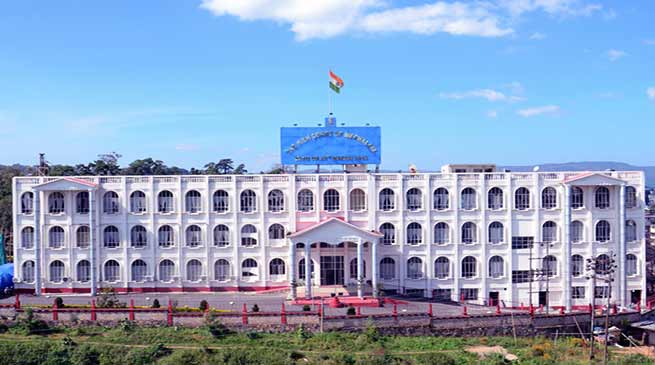 In a petition filed in the High Court of Meghalaya, Madal Sumer has questioned the validity of the Meghalaya Parliamentary Secretaries -Appointment