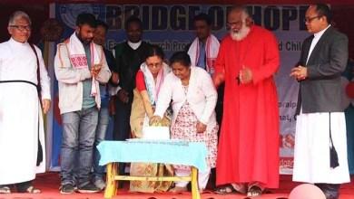Jorhat Diocese- Bridge of Hope celebrates Christmas