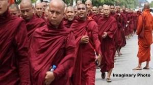 India allows 1300 Buddhist to enter Mizoram