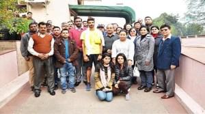 Sikkim, Abhishek , Delhi , Gagtok , marathon