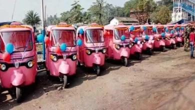 Assam: Pink auto rickshaws driven by women for women