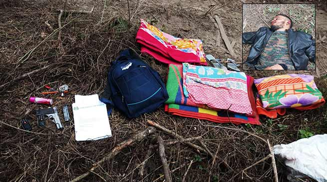Assam: Security forces killed one NDFB (S) Cadre