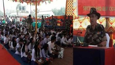BSF organises Civic Action Program at Coochbehar
