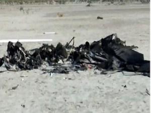 Assam: IAF microlight aircraft Crashes, 2 Pilot Killed